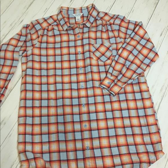 sleep sense Intimates & Sleepwear | Flannel Gown | Poshmark